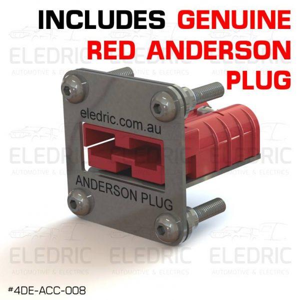 4DE-ACC-008-ANDERSON-PLUG-RECESS-MOUNT-PLATE-01+1 RED