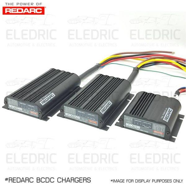 REDARC BCDC1220 IGN BCDC1225 BCDC1240