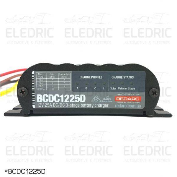 REDARC BCDC1225D FRONT