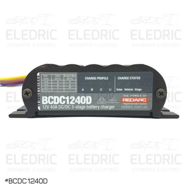 REDARC BCDC1240D FRONT
